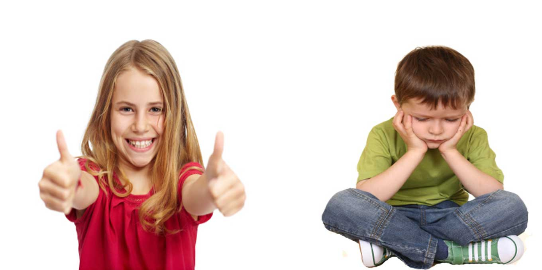 building your child's self-esteem