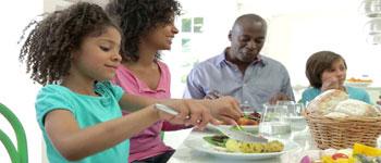 benefits of eating together