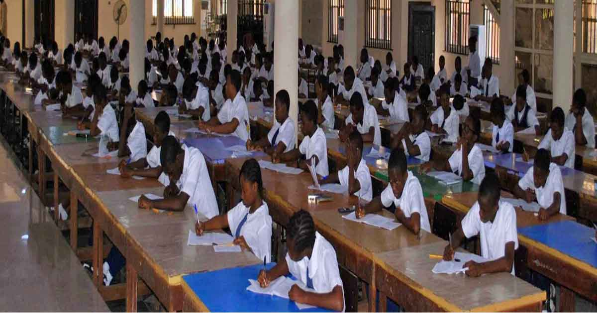 education assessment in Nigeria
