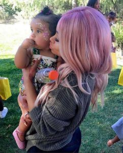 Dream Kardashian Birthday: Blac Chyna Celebrates Daughter's 10-Month In Cute Video