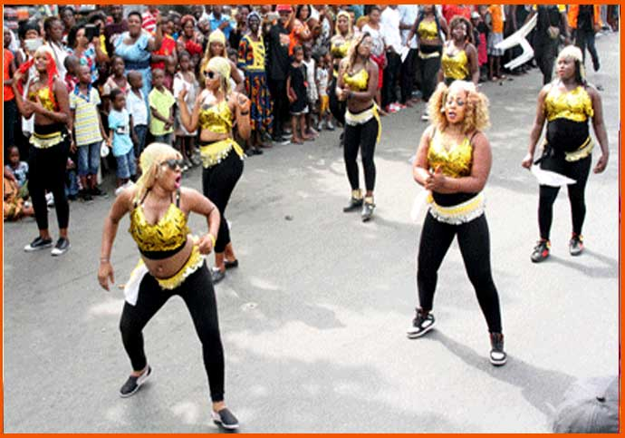calabar women strength