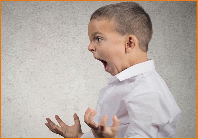 control aggressive child