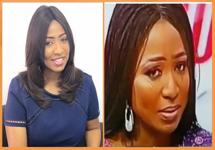 tv presenter morayo apologizes to husband